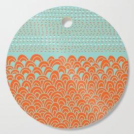 Infinite Wave Cutting Board