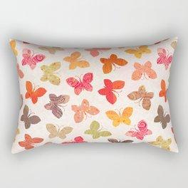 BUTTERFLY SEASON Rectangular Pillow