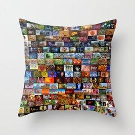 Artwall XXL Throw Pillow