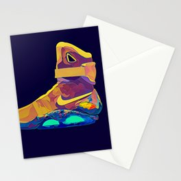 Great Scott - Back to the Future Shoes, Sneakers, Sneakerhead Stationery Cards
