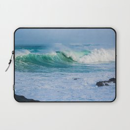 Breaking Waves Laptop Sleeve