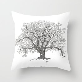 Tree 1 Throw Pillow