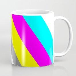 CMYK Vector Shape Coffee Mug