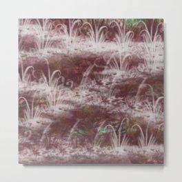 Texture Art - Grass Metal Print