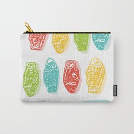 Wild Swedish Fish rule the Waves Carry-All Pouch