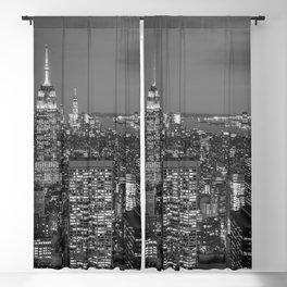 NEW YORK CITY IV Blackout Curtain