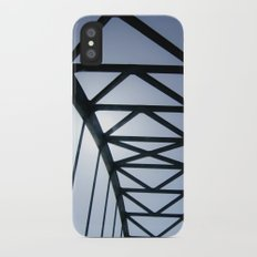 Which Way Do The Arrows Point iPhone X Slim Case