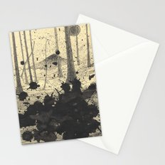 Snowstorm Stationery Cards