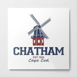 Chatham, Massachusetts Metal Print