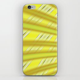 Fractal Play in Citruslicious iPhone Skin