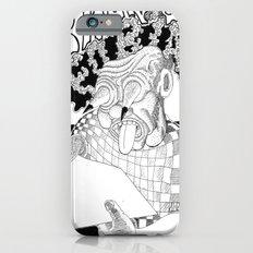 Branco fobia iPhone 6s Slim Case