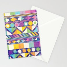 Texture and Colour 1 Stationery Cards