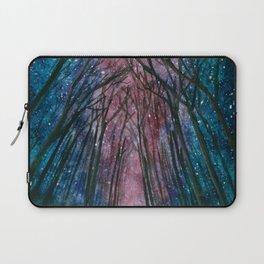 Starlit forest Laptop Sleeve