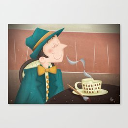 aRomeArt Canvas Print