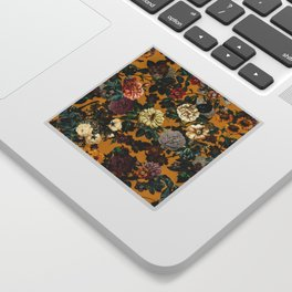 Exotic Garden V Sticker
