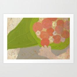 Flowers for Mama Art Print