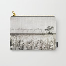 fields V Carry-All Pouch