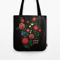 Hungarian flowers 2 Tote Bag