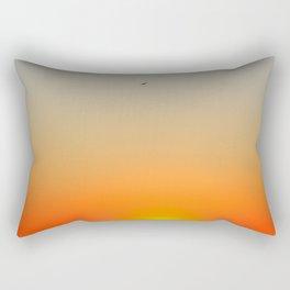 Nature's Color Palette Rectangular Pillow