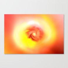 Orange Bliss Canvas Print