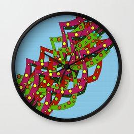 Contagion Wall Clock