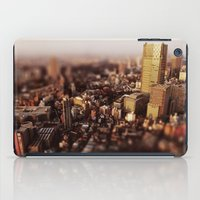 tokyo iPad Cases featuring Tokyo by Sushibird