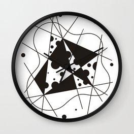 Sclerosis Wall Clock