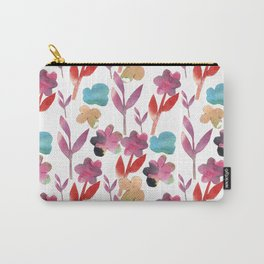 Paper cut  floral application Carry-All Pouch