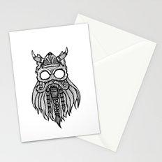 Viking Cat Stationery Cards