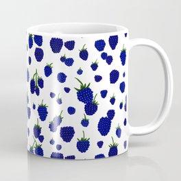 Fruit of the Day: Blackberry Coffee Mug