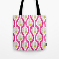 tennis Tote Bags featuring tennis by ottomanbrim