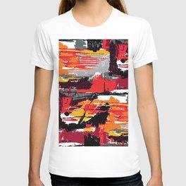 Mid-century Fabric Pattern 106 T-shirt