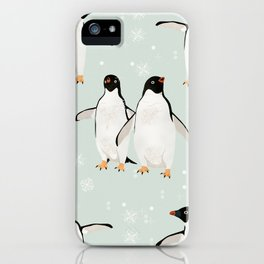 PENGUIN FELLOWSHIP iPhone Case