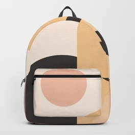 Abstract Art Plant 3 Backpack