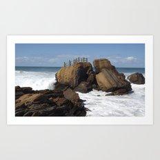 Neptuno Art Print
