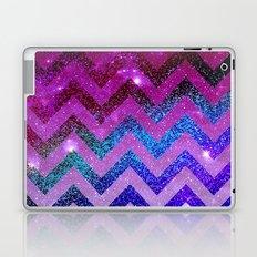 Galaxy Chevron Laptop & iPad Skin