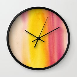 15   | 190728 | Romance Watercolour Painting Wall Clock