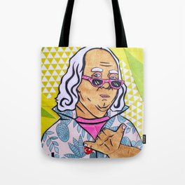 West Coast Ben Tote Bag