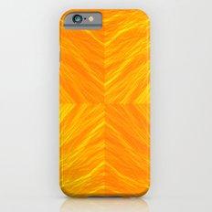 Golden Suitcase iPhone 6s Slim Case
