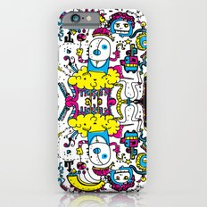 StreetArt iPhone 6s Slim Case