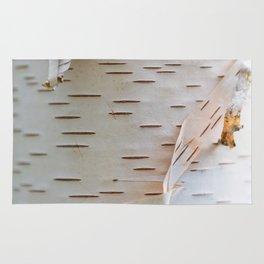 Paper Birch Rug