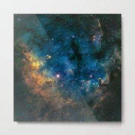 Boomerang Nebula Metal Print