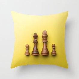 Chess3 Throw Pillow