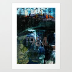 Nineteen Eighty Four Art Print