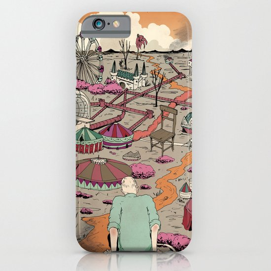 Carnival Let Down iPhone & iPod Case