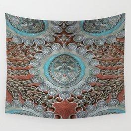 Perplexed Wall Tapestry