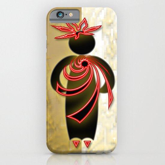 Fashion Lady iPhone & iPod Case