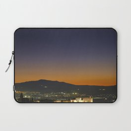 The Star of Bethlehem, Conjuncion of Saturn and Jupiter 2020 over the Alhambra palace and Granada Laptop Sleeve