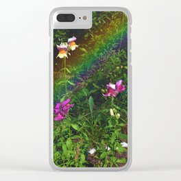 Snapdragon Clear iPhone Case