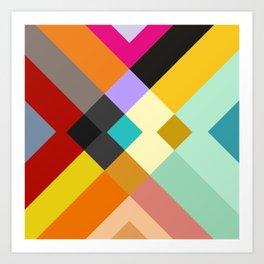 urban tribal pattern #society6 #decor #buyart #artprint Art Print